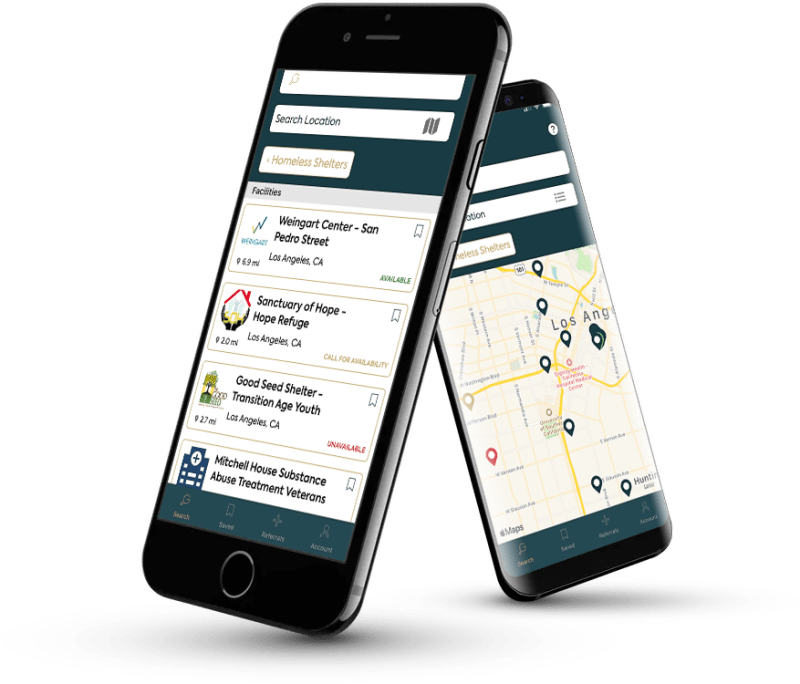 GET HELP Search App Map