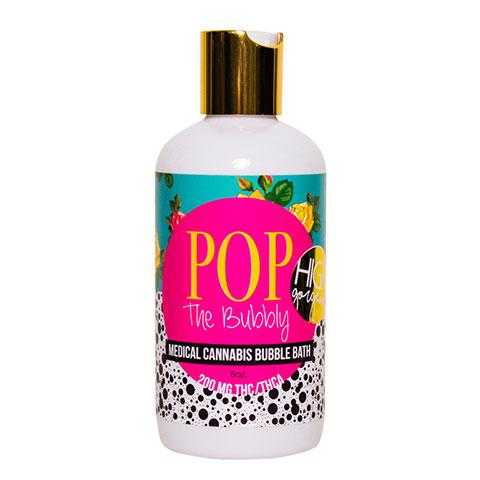 Bubble Bath - Pop The Bubbly 200mg THC/THCa High Gorgeous