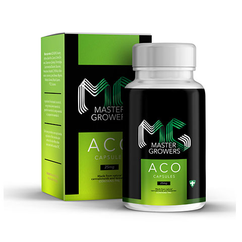 Capsules - Master Growers ACO 25MG
