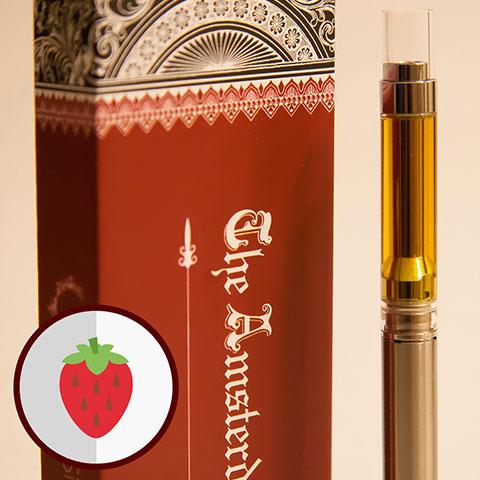 Cartridge - Amsterdam Strawberry Fields 2 GRAMS