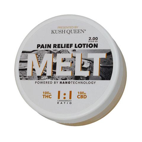 Lotion - Kush Queen Melt 1:1 CBD/THC