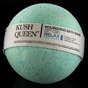 Bath Bomb Relax - Kush Queen