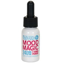 Tincture - Mood Magic 240mg THC Yummi Karma