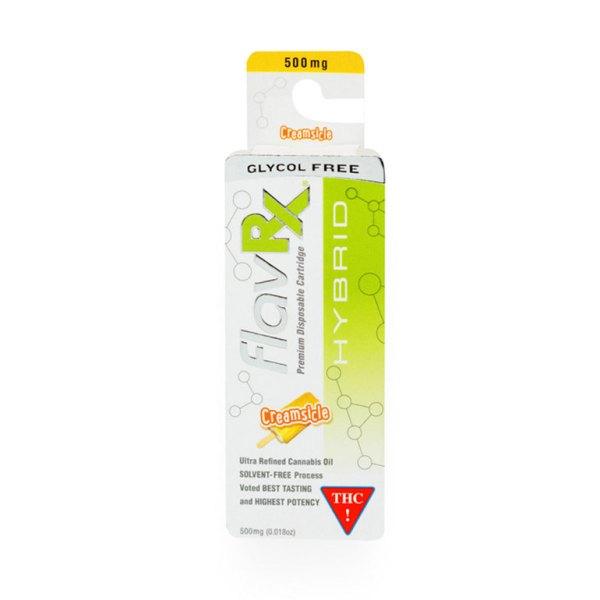Cartridge - FlavRX Creamsicle