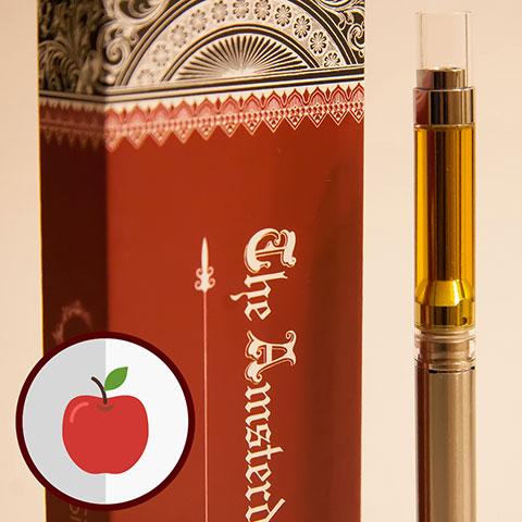 Cartridge - Amsterdam Super Sour Apple 2 GRAMS