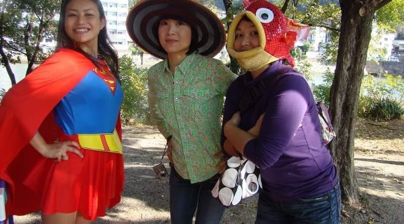 GH family picknic at kukencho park