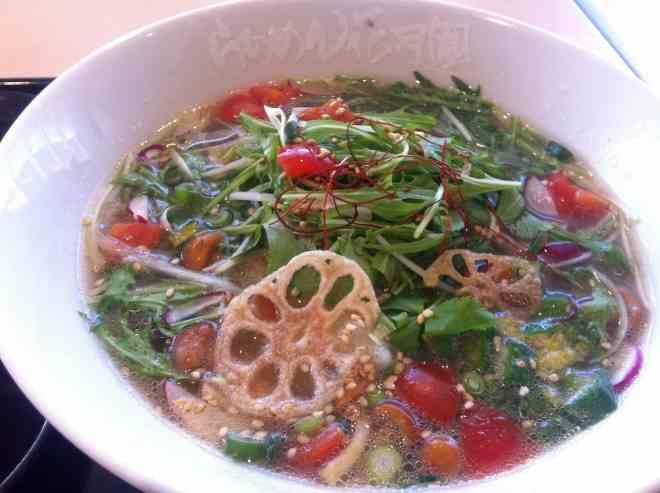 Kagestu veggie ramen noodles