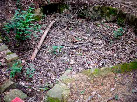 futabayama gun battery remains2
