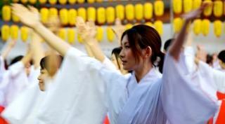 mantou mitama matsuri festival in hiroshima