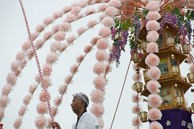 kintai bridge festival