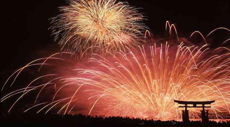 hiroshima summer fireworks festival guide western japan