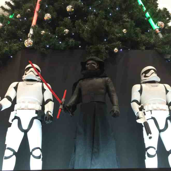 Star Wars Xmas Tree - 6