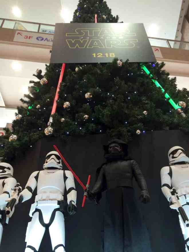 Star Wars Xmas Tree - 7