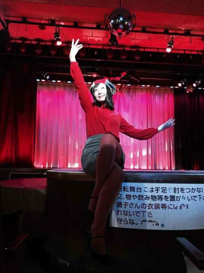 Daiichi gekijo nude theater 3