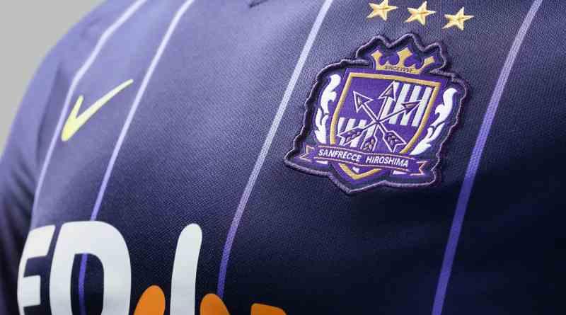 Sanfrecce 2016 Uniform Emblem