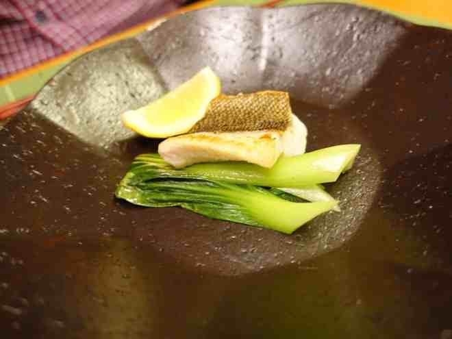 teppan fish