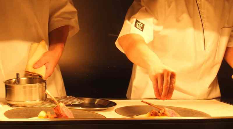 Eating the stars - a culinary quest to dine in all of Hirohsima's Michelin starred restaurants