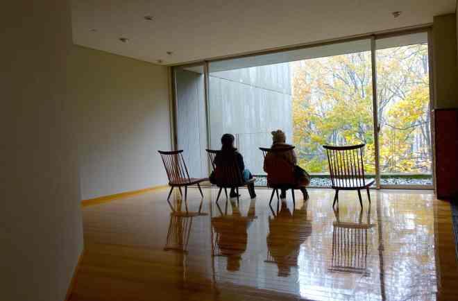 okuda-genso-sayume-art-museum-seating-area