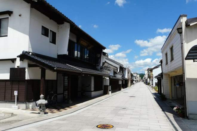 Miyoshi Historical District