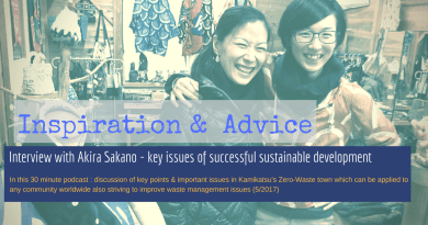 Sustainability in Action : Akira Sakano interview