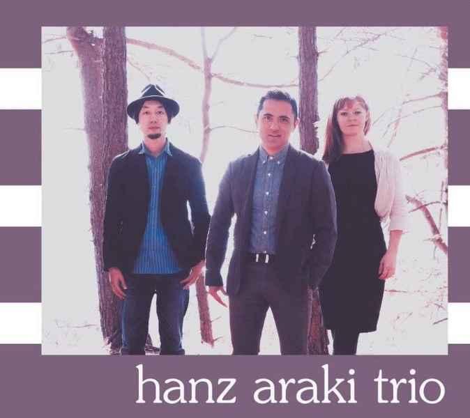 hanz araki trio at molly malone's hiroshima japan photo of band