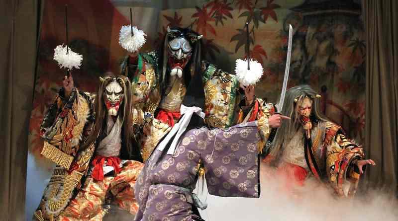 An Evening of Kagura English Kagura Experience