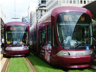 tanabata trams