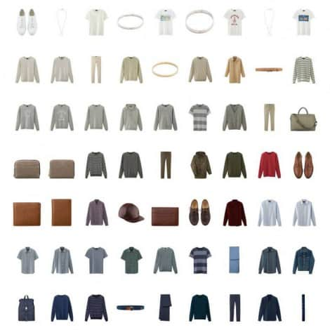 a.p.c. spring collection