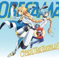 ORESAMA - OPEN THE WORLDS [FLAC + MP3 320 / CD] [2019.04.24]