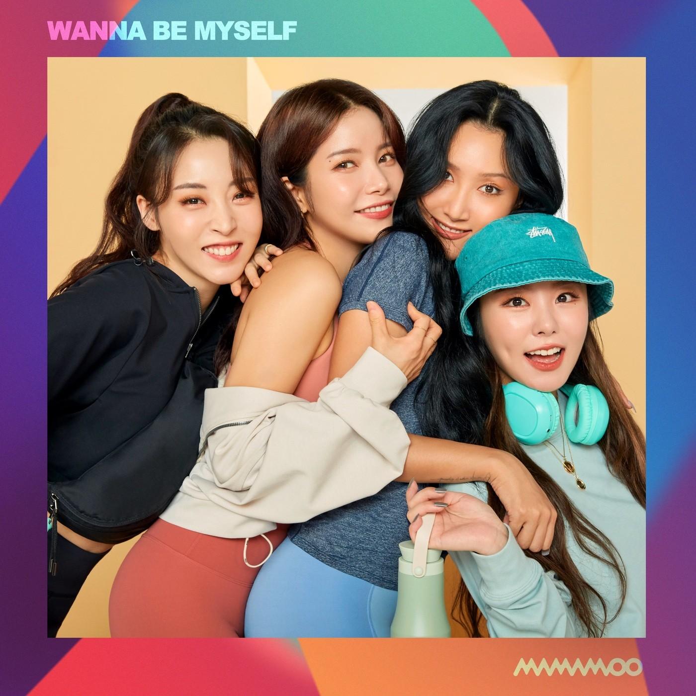 [Single] MAMAMOO (마마무) – WANNA BE MYSELF [FLAC / 24bit Lossless / WEB] [2020.09.10]