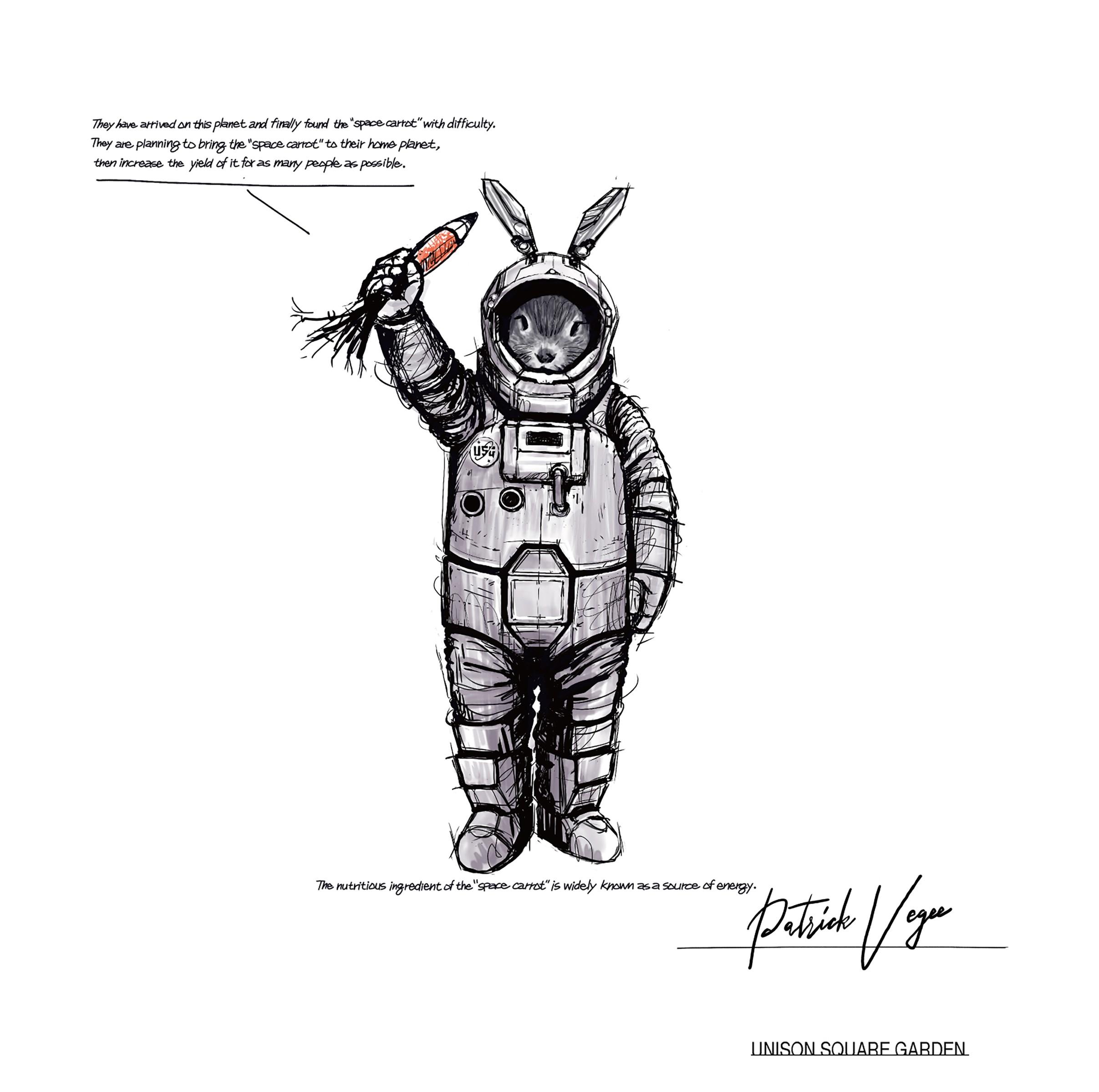 [Album] UNISON SQUARE GARDEN – Patrick Vegee [FLAC / WEB] [2020.09.30]