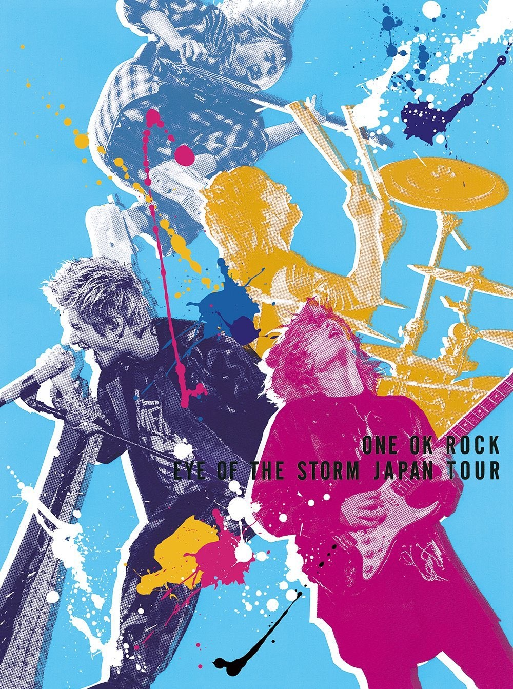 One Ok Rock Eye Of The Storm Rar : storm, STORM, JAPAN, [Blu-ray, 1080p], [2020.10.28], GlamourHits
