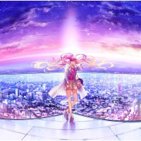 CHiCO with HoneyWorks - 瞬く世界にiを揺らせ [CD FLAC + DVD ISO] [2020.09.16]