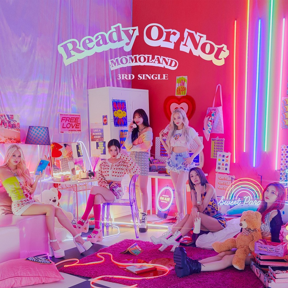 [Single] MOMOLAND (모모랜드) – Ready Or Not [FLAC + MP3 320 / WEB] [2020.11.17]