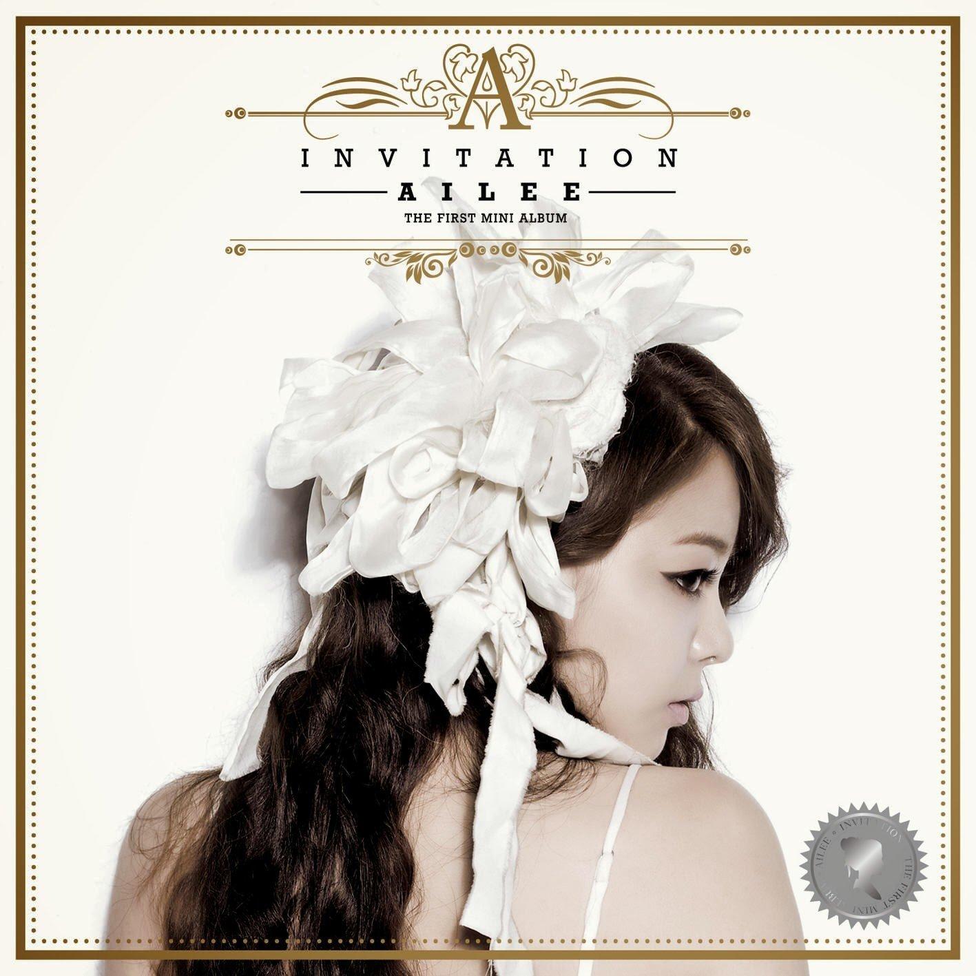 [Single] Ailee (에일리) – Invitation [FLAC / 24bit Lossless / WEB] [2012.10.16]