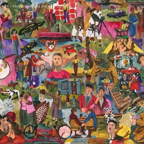[Single] Hyukoh (혁오) – 24 : How to find true love and happiness [FLAC / 24bit Lossless / WEB] [2018….