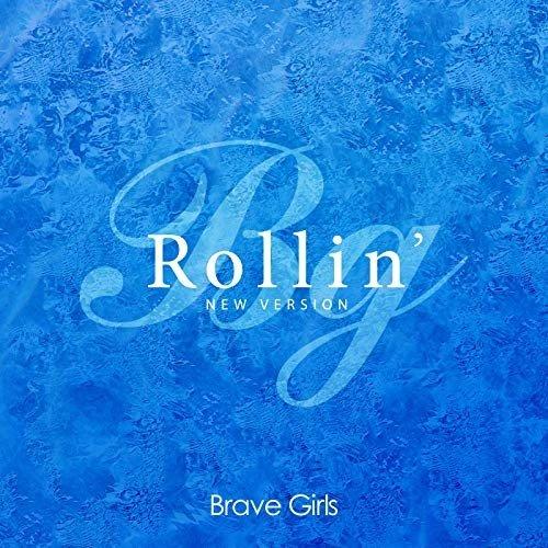 [Single] Brave Girls – Rollin' (New Version) [FLAC / 24bit Lossless / WEB] [2018.08.11]