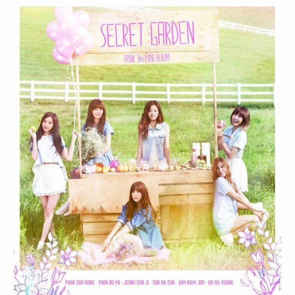 [Single] Apink – Secret Garden [FLAC / 24bit Lossless / WEB] [2013.07.05]