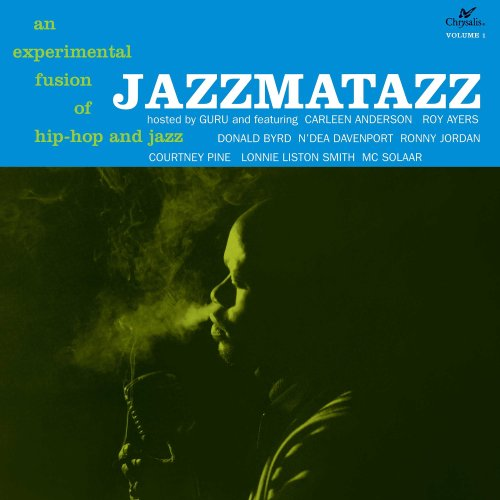Guru - Jazzmatazz Volume 1 (1993) [FLAC] Download