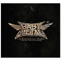 BABYMETAL - 10 Babymetal Years Chronicle - The One Limited Edition [MP4 1080p / Blu-ray] [2020.12.23]
