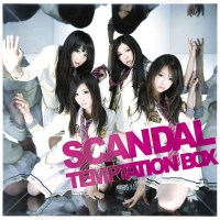 SCANDAL - TEMPTATION BOX [FLAC / 24bit Lossless / WEB] [2010.08.11]
