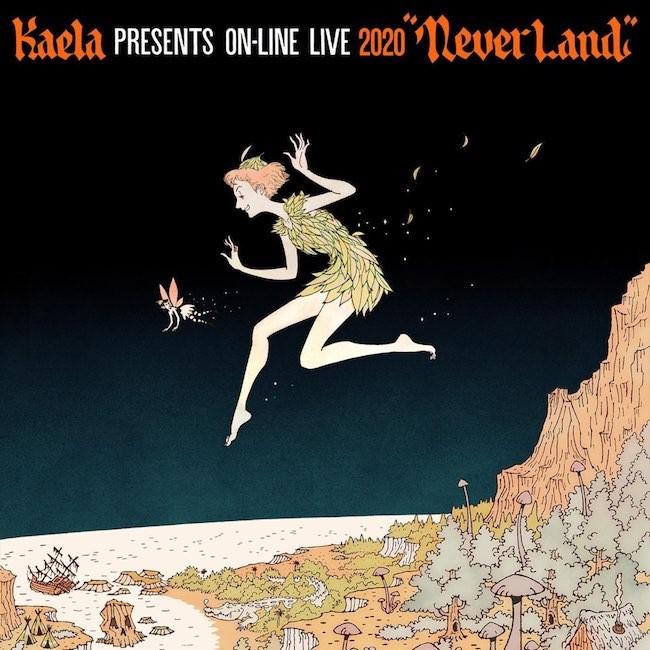 "[Album] 木村カエラ (Kaela Kimura) – KAELA presents on-line LIVE 2020 ""NEVERLAND"" [24bit Lossless + MP3 320 / WEB] [2021.03.24]"
