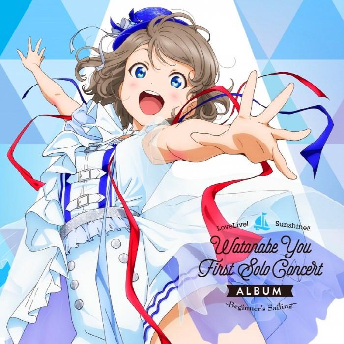 [Album] Love Live! Sunshine!! – LoveLive! Sunshine!! Watanabe You First Solo Concert Album ~Beginner's Sailing~ [FLAC / 24bit Lossless / WEB] [2021.04.17]