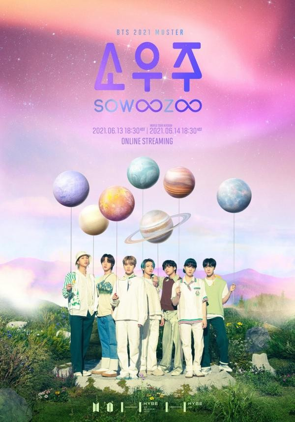 [MUSIC VIDEO] BTS – 2021 BTS MUSTER SOWOOZOO (Day 2) (2021.06.14/MP4/RAR)