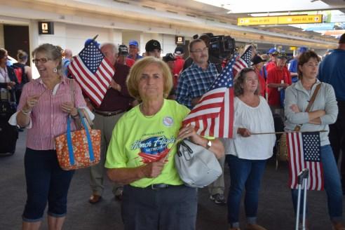 Utah Honor Flight Welcome to BWI