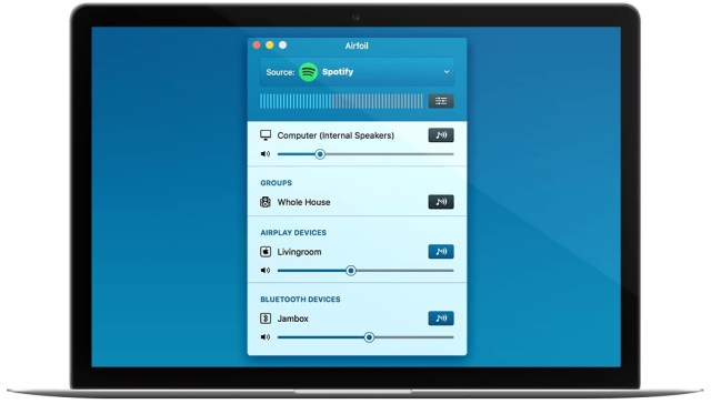 Airfoil For macOSX