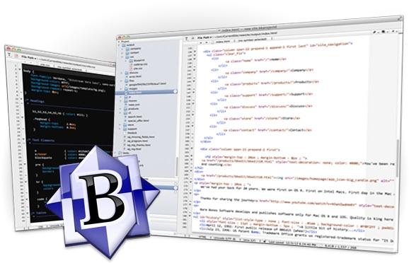 BBEdit For Mac OS X