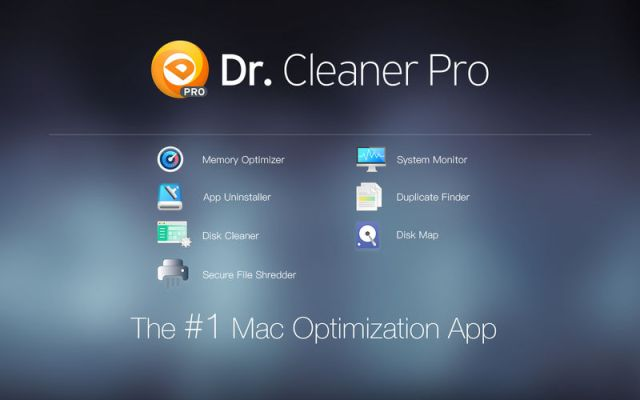 Dr. Cleaner Pro For Mac OS X