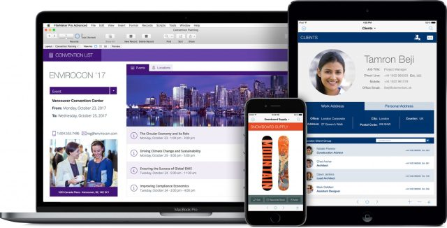 FileMaker Pro Advanced For Mac OS X