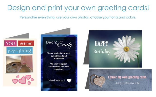 Orion Greeting Card Designer For macOS X